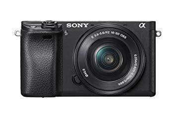 Camêra Sony A6300 + Lente16-50mm