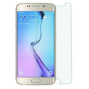 Película de Vidro Temperado para Samsung Galaxy S6 Edge SM-G925 Transparente
