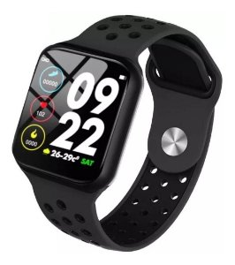 Relógio Inteligente Smartwatch F8 Pro Preto