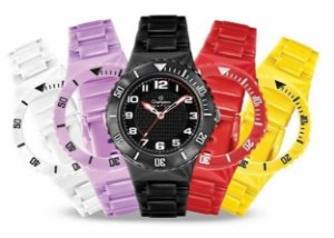 Relógio Champion Troca Pulseiras Kit Com 5 Pulseiras