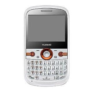 Celular Huawei G6620S Desbloqueado, QWERTY, Câmera 1.3MP, MP3 Player, Rádio FM, Bluetooth e Fone