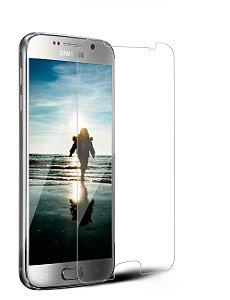 Película de Vidro Temperado para Smartphone Samsung Galaxy S7