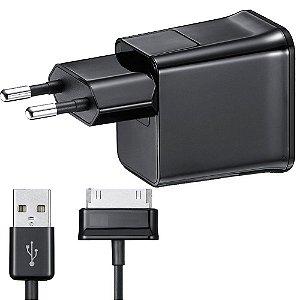 Kit Carregador e Cabo de Dados para Samsung Galaxy TAB e Note