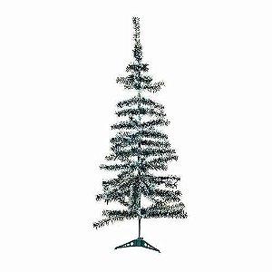 Árvore de Natal Tradicional Verde Nevada 90cm - Christmas Traditions