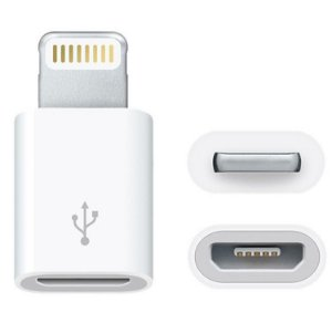 Adaptador Usb Lightning V8 Para Iphone 5 6 e 7