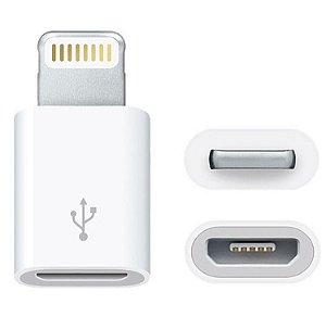 Adaptador Usb Lightning V8 Para Iphone 5 6 e 7