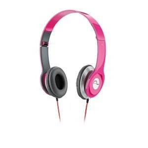Headphone Multilaser Hot Beat Powerphone Pink - PH068