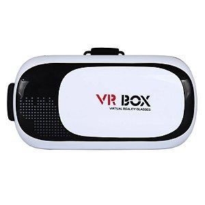 Óculos Realidade Virtual 3D - VR BOX 2.0