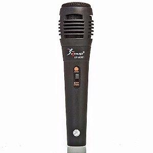 Microfone Com Fio Knup - Kp-m0001