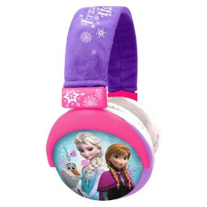 Fone de Ouvido Headphone Estéreo P2 Ajustavel Frozen - PH127 - Multikids