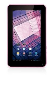 Tablet Multilaser Diamond Lite NB041 - Rosa, Android 4.0, Wi-Fi, 4 GB, 1.3 MP