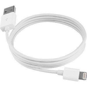 Cabo de Dados USB Lightning Inova 1 M P/ Iphone 5, 6, 7 e 8