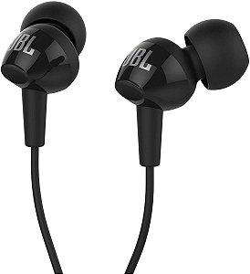 Fone de ouvido JBL C100SI IN-EAR SYNCHROS by HARMAN Preto