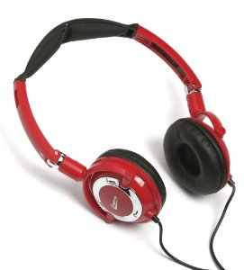 Headphone Leadership Travel Vermelho - 2762