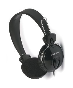 Headphone com Microfone High Tech GoldShip - 1742