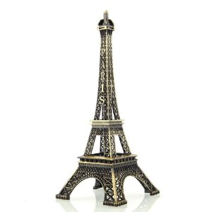 Objeto de Decoração Torre Eiffel PARIS 18,5 cm