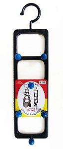 Cabide Pendura Útil Santec - Pendure Bolsas, joias, chaves e outros acessórios