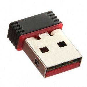 Adaptador Usb 2.0 Wireless 802.IIN Wifi 300mbps
