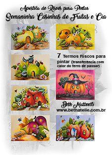 Apostila de Riscos Casinhas de Frutas e Cia.