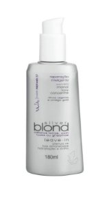 LEAVE-IN SEM ENXAGUE SILVER BLOND VULT - 180 ML