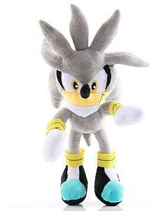 Pelúcia Silver Sonic