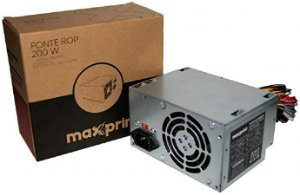 Fonte Rop 230W - Maxprint