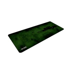 Mouse Pad Gamer Sniper Verde Rise Gaming - Rise Mode