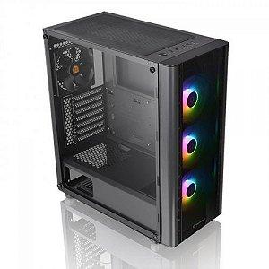 Gabinete Gamer V250 ARGB Mid Tower - Thermaltake