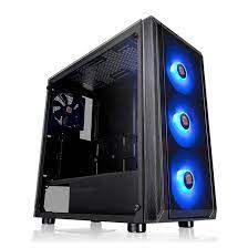 Gabinete Gamer Versa J23 TG RGB - Thermaltake