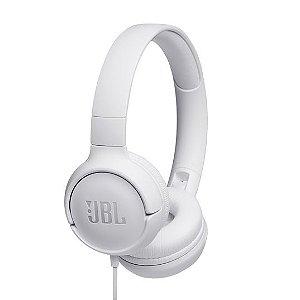 Headphone Tune500 Branco- JBL