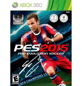 Jogo PES 2015 - Xbox 360