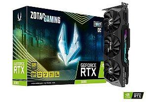 Placa de Vídeo Geforce RTX 3080 10GB Trinity - Zotac Gaming
