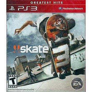 Jogo Skate 3 - PS3