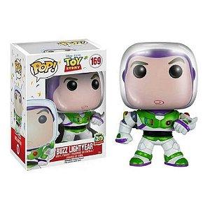 Boneco Funko Pop Buzz Lightyear #169 - Toy Story
