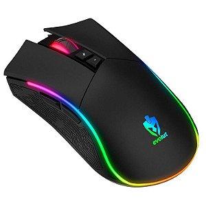Mouse Gamer Skadi EG 106 Evolut 800-4800 DPI Evolut