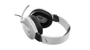 Headset Gamer Recon 200 Branco e Preto - Turtle Beach