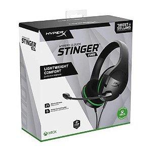Headset Hyperx Cloudx Stinger Core - Hyperx