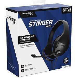Headset Cloud Stinger Core PS4/PS5 - Hyperx