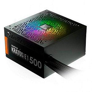 Fonte KRATOS E1-500W RGB