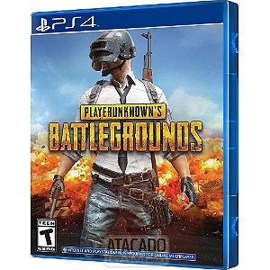 Jogo Ps4 Playersunknowns - Battlegrounds