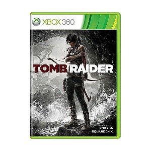 Jogo Tomb Raider Xbox 360
