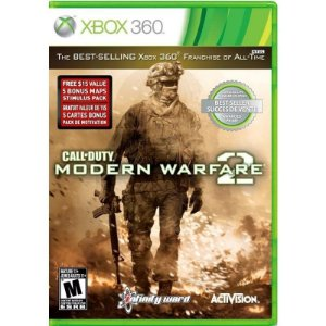 Jogo Call of Duty: Modern Warfare 2 Xbox 360