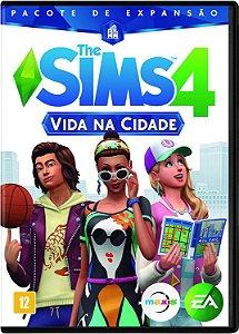 Jogo The Sims 4: Vida na Cidade  (Pacote Expansão) - PC
