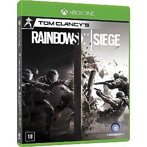 Jogo Tom Clancy's Rainbow Six Siege - Xbox One
