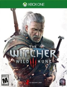 The Witcher Wild Hunt - Xbox One