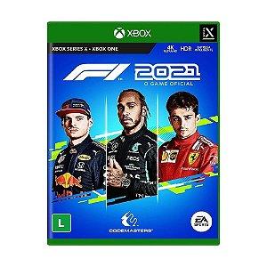 Jogo F1 2021- Xbox One