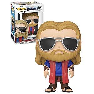 Boneco Funko Pop Avengers  #479 - Thor