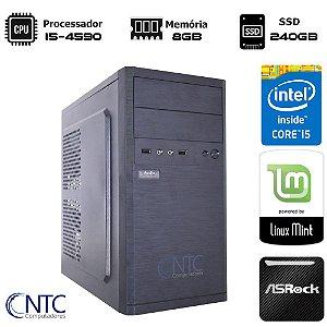 Computador NTC I5-4590, 8GBDDR3, SSD240GB
