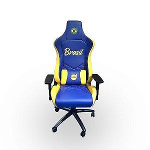Cadeira Gamer Dazz Nations Brasil