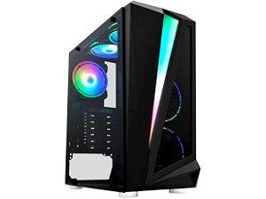 PC Gamer Hight One - GT610 2GB DDR 3 - Pentium G5420 - 8 GB DDR 4 - SSD240GB - Fonte 550W